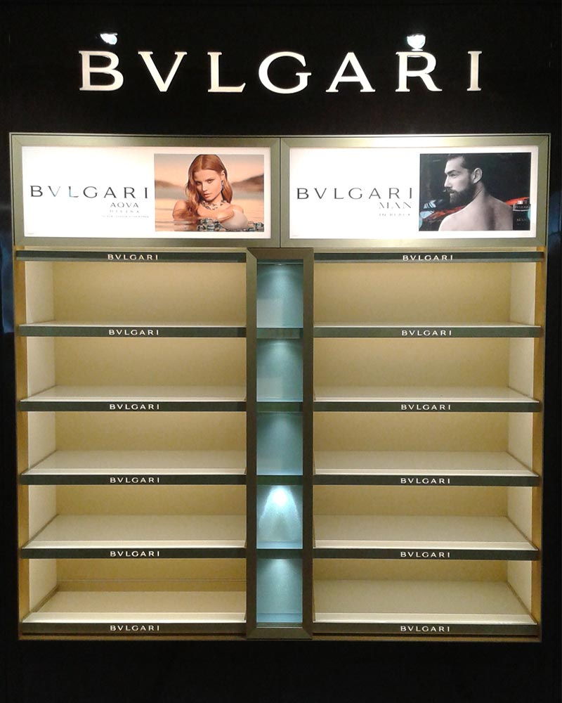 Bvlgari Edinburgh Airport