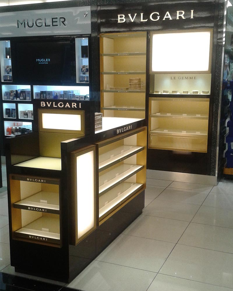 Bvlgari London Heathrow Airport