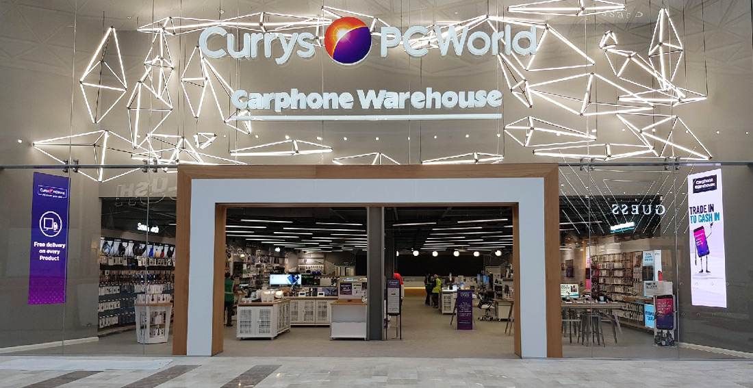 Dixons - Currys, PC World, Carphone Warehouse, Westfield